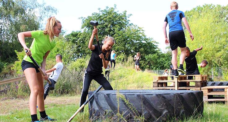 cross fit træning til fitness