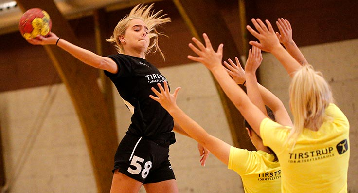 handbold-pige