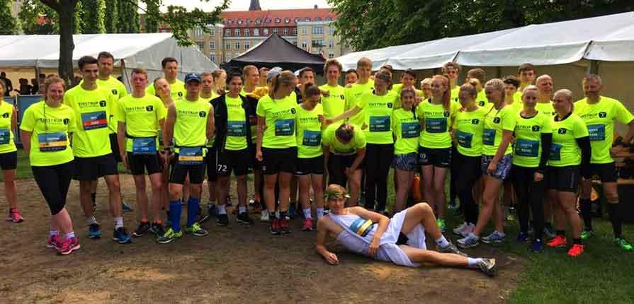 Århus City Halvmaraton 2017