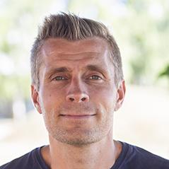 Kasper Grandt fitness underviser