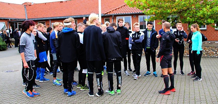 Træning med ultraløber Nikolaj Mann