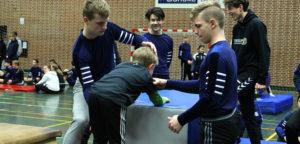 Efterskolen laver workshop for Kattegatskolen