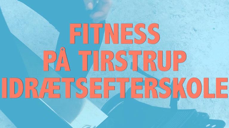 lækre fitness-faciliteter på efterskolen