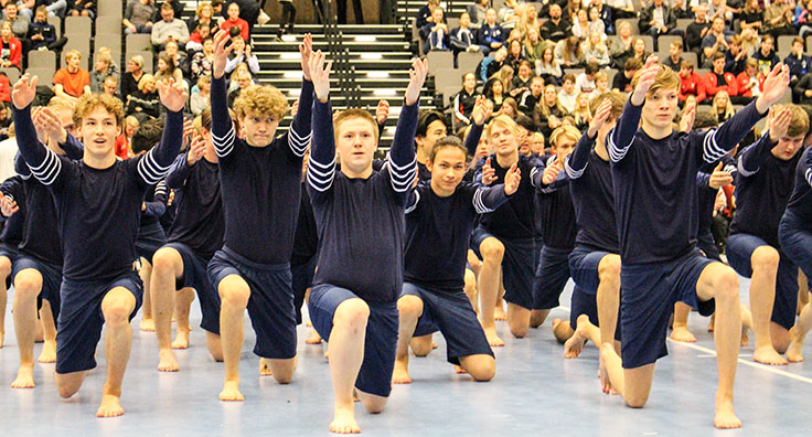 Gymnastik i Gigantium